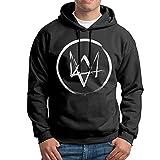 Watch Dogs Game Logo Man's Sweatshirts Hoodie