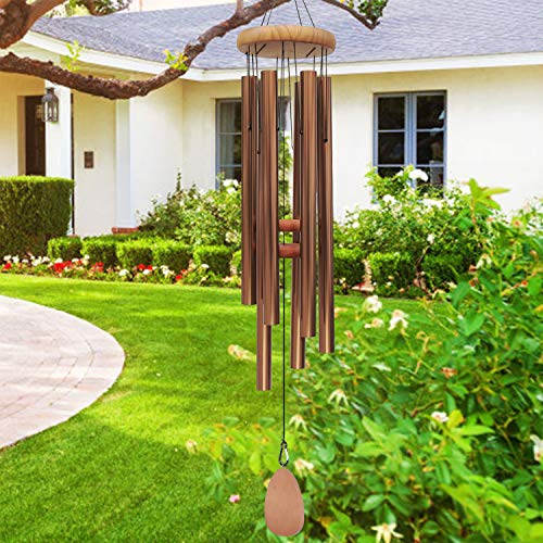 (Noble House Wind Chimes with Big Deep Tone,42