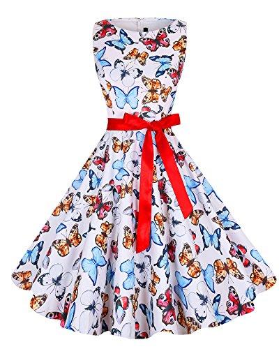 40s swing dress pattern - 4