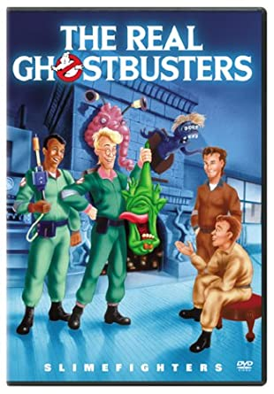 Amazon The Real Ghostbusters Slimefighters Arsenio Hall
