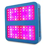 Cheap Derlights 1000W Double Chips LED Grow Light Full Specturm Grow Lamp for Greenhouse Hydroponic Indoor Plants Veg and Flower