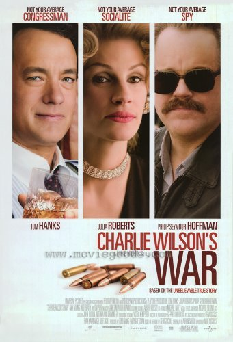 Charlie Wilson's War POSTER Movie (27 x 40 Inches - 69cm x 102cm) (2007) (Style C)