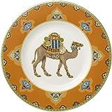 Villeroy & Boch Samarkand Mandarin - Plato de ensalada (22 cm)