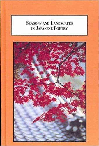 fd923d309982 Amazon.com  Seasons and Landscapes in Japanese Poetry  An Introduction to  Haiku and Waka (9780773449077)  Michael F. Marra  Books