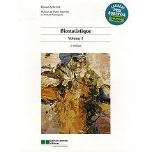 Biostatistique volume 1 (2e ed)
