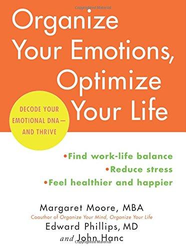 Organize Your Emotions Optimize Life product image