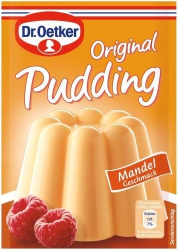 Dr. Oetker Pudding-Pulver Mandel 3er Pack (3x37g = 111 g)