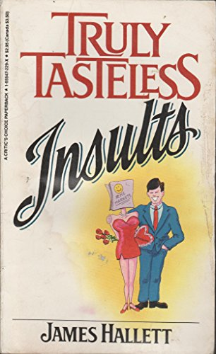 Truly Tasteless Insults (155547229X 4466364) photo