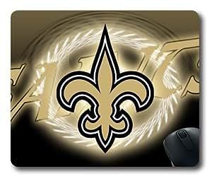 custom and diy mouse pad, NFL mousepads,New Orleans Saints mousepads