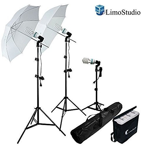 LimoStudio Photography Photo Portrait Studio 600W Day Light Umbrella
