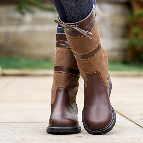 Campagne Short Brun Boot Bow Marcher And La Confortable Arrow Bramham D'extrieur Pour wIAvPTqIR