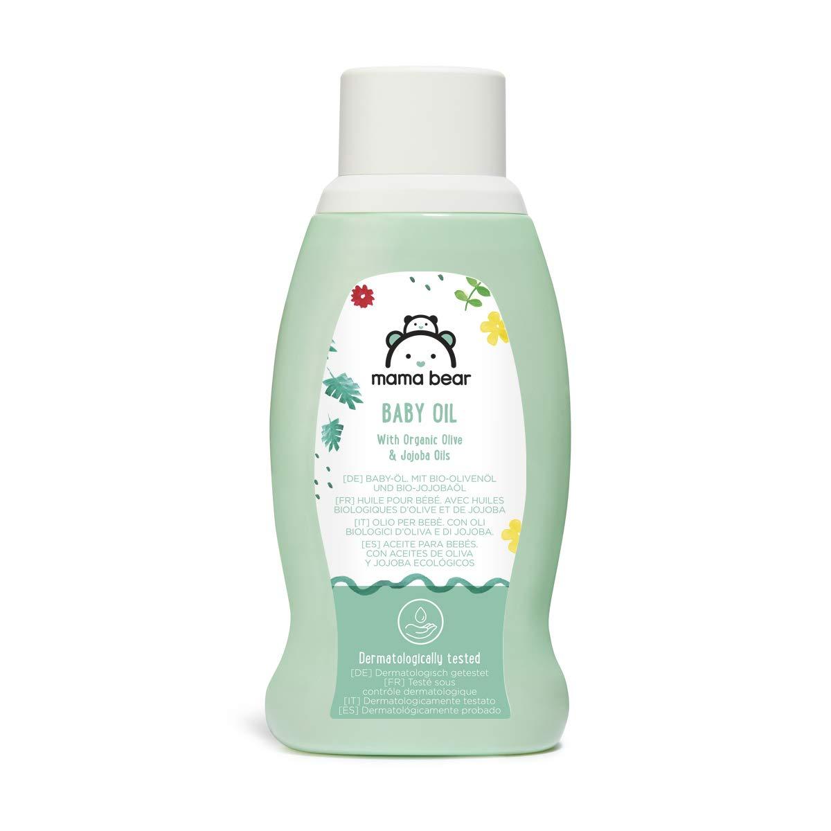 Marca Amazon- Mama Bear Aceite para bebés con aceites de ...