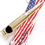 50 Caliber Bottle Opener Made in the USA By Lucky Shot – Flag Bag Included For Sale