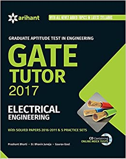 Gate Books For Electrical Engineering Pdf