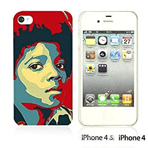 Celebrity Star Hard Back For SamSung Note 2 Case CoverAdorable Young MJ