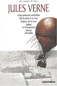 Les romans de l'air par Jules Verne