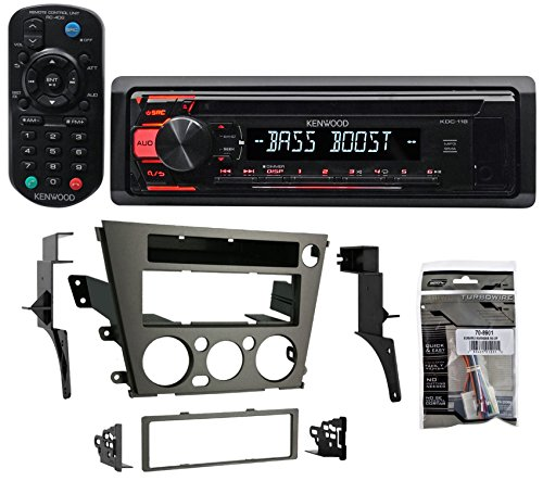 2005-2009 Subaru Legacy Kenwood CD Player Receiver Stereo MP3/Aux+Remote (Subaru Legacy Cd Player)