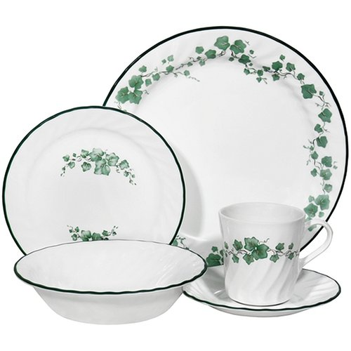 Corelle Impressions 20-Piece Dinnerware Set, Service for 4, Callaway