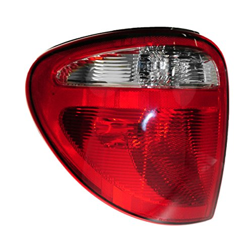 - Taillight Taillamp Rear Brake Light Driver Side Left LH for Chrysler Minivan