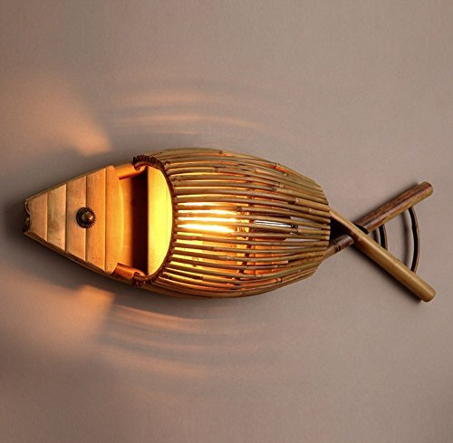 HOMEE Wall lamp- creative retro wall restaurant corridor for personalization wall --wall lighting decorations by HOMEE