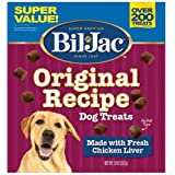 (6 Pack) Bil Jac Liver Dog Treats, 20 Ounces each