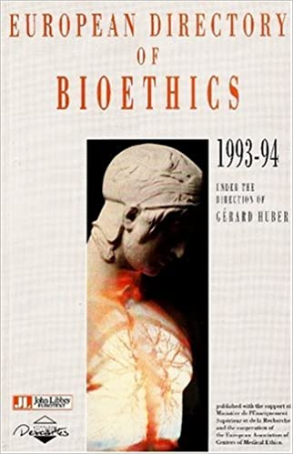 Book European Directory of Bioethic: 1993-94 by Huber G (1993-01-01)