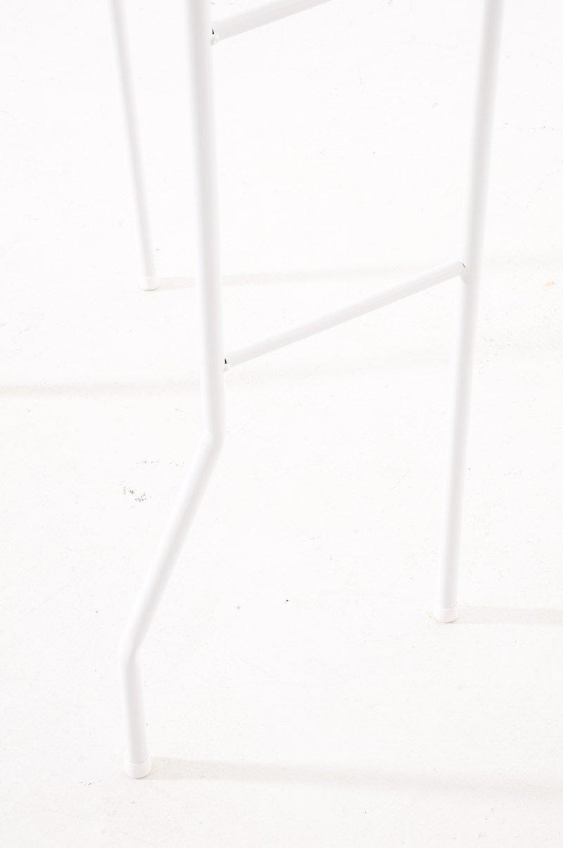 Scaffale Aperto per Bagno o Lavanderia 60 x 35 I Scaffale Salvaspazio 3 Ripiani I Mobile Bagno con Mensole Organizer Bianco ca CLP Scaffale Shabby in Ferro Pinar