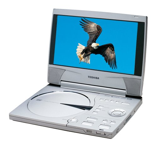 (Toshiba SD-P2000 Portable DVD Player)