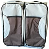 Prime Products - 3 in 1 Diaper Bag, Multi Functional...