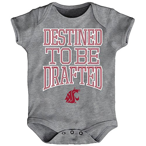NCAA by Outerstuff NCAA Washington State Cougars Newborn & Infant