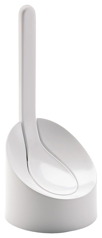 Gedy 20330200200 Escobillero de Suelo, Blanco, 15x15x33.5 cm 2033-02