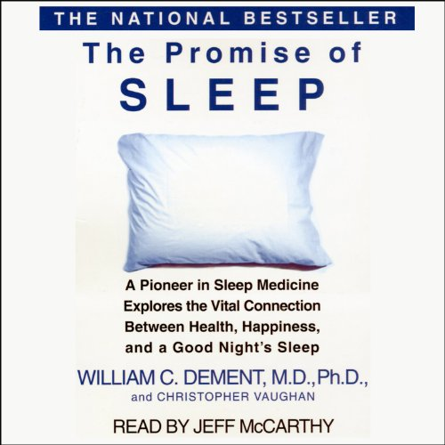 The Promise of Sleep by Simon & Schuster Audio