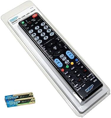 HQRP Mando a Distancia Universal para LG 32LF630V, 40LF630V ...