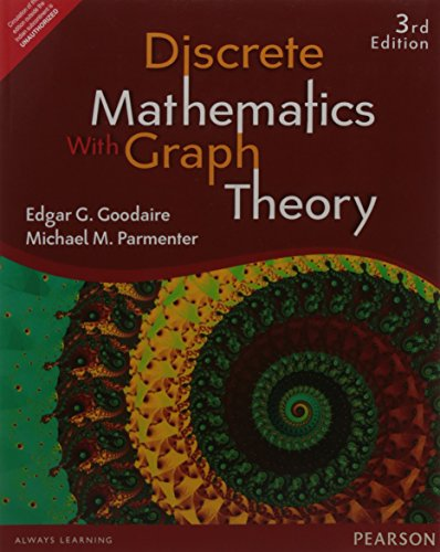 Price comparison product image Discrete Mathematics with Graph Theory