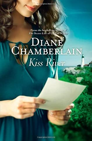 book cover of Kiss River