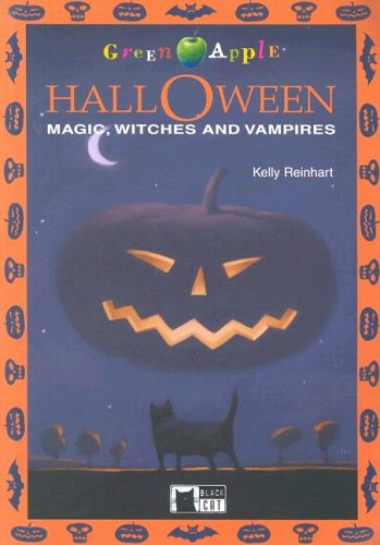 Halloween: Magic, Witches and Vampires (Green Apple Step (Halloween Witch In Spanish)