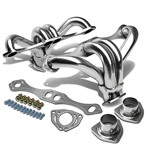 DNAMotoring HDS-SBC-SB Racing Exhaust Header ()