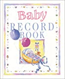Baby Record Book, Helen Exley, 1850159475
