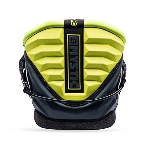 2017 Mystic Warrior V Multi-Use Waist Harness Lime 170303 Size ...