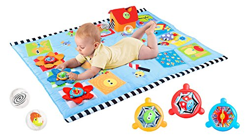 (Early Development Playmat - Large Yookidoo Discovery Playmat (0-12 months))