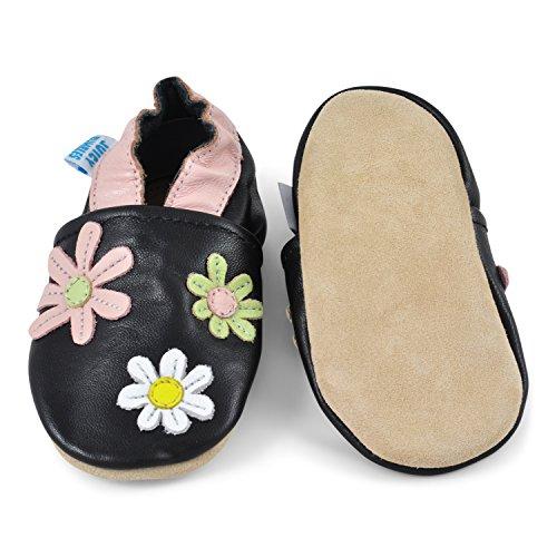 Juicy Bumbles - Zapatos de Bebé – Ballena - 0-6 Meses Margarita