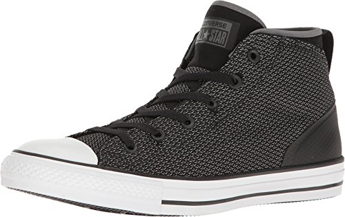 0fca5e87145 Galleon - Converse Mens Chuck Taylor All Star Syde Street Mid Black Sneaker  - 11.5 Men - 13.5 Women