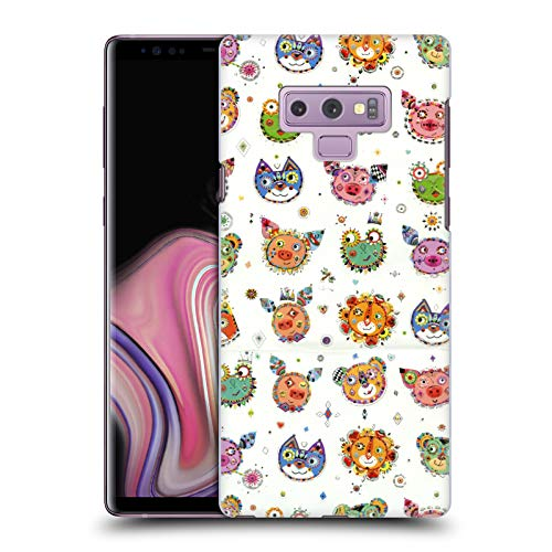 Official Turnowsky Loopy Zoo Pool Party Hard Back Case for Samsung Galaxy Note9 / Note 9