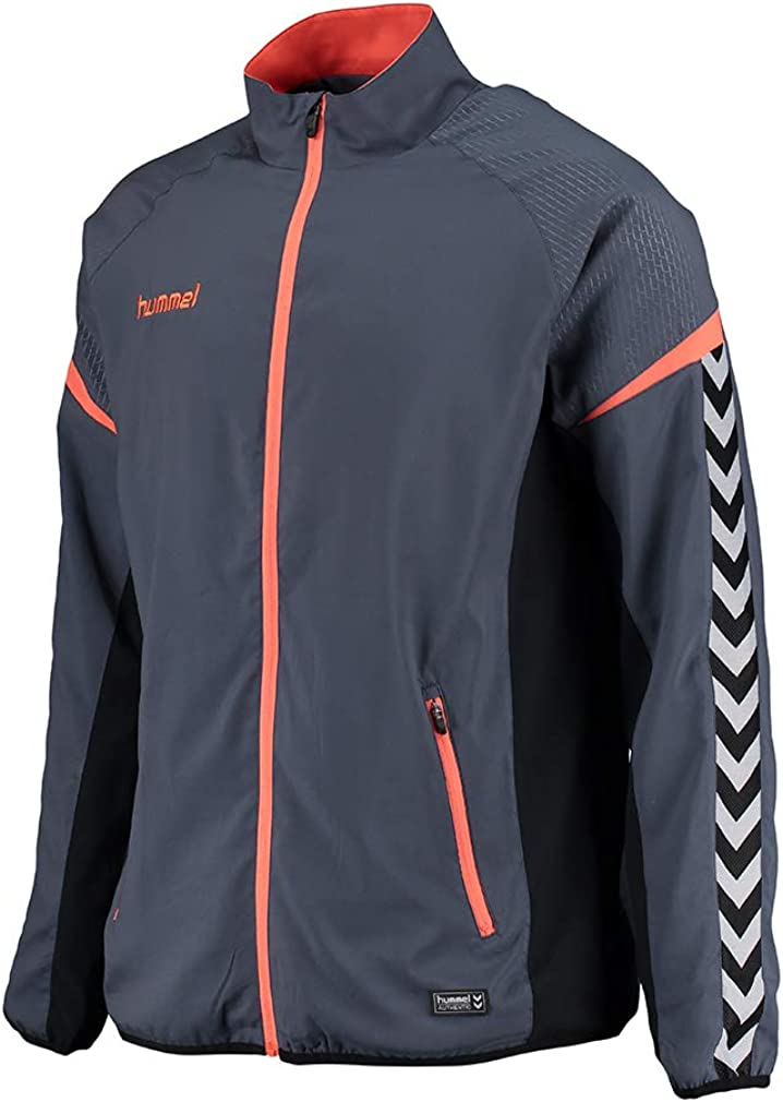 Charge Micro Zip Jacket Chaqueta hummel Auth Beb/é-Ni/ños