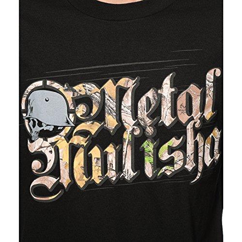 Metal Mulisha Threat T-Shirt/ Black / Gr. XL