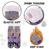 YEBING Women's Cute Knit Cartoon Animal Face Soft