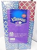 Kleenex Ultra Facial Tissue, 12 Count