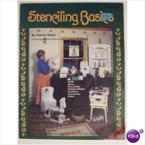 Stenciling Basic Craft Book