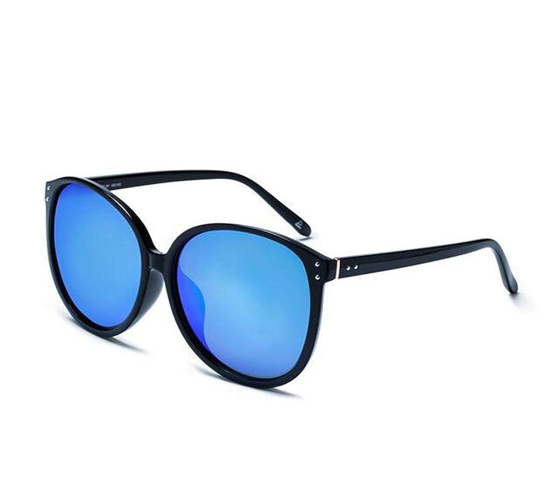 bluee SUNGLASSES New Sunglasses Lady Big Box Polarized Sunglasses