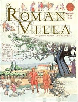 Book Roman Villa (Spectacular Visual Guides)